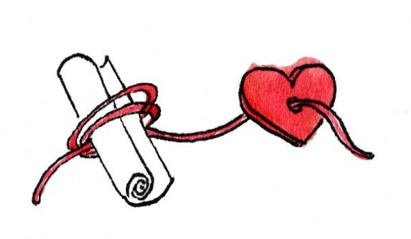 μήνυμα μπουκάλι καρδιά βαλεντίνος diy