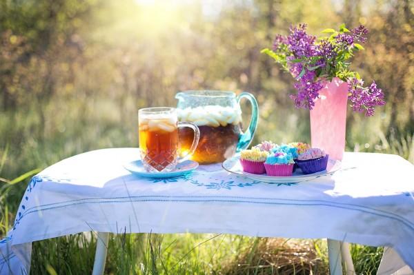 συνταγή για παγωμένο τσάι